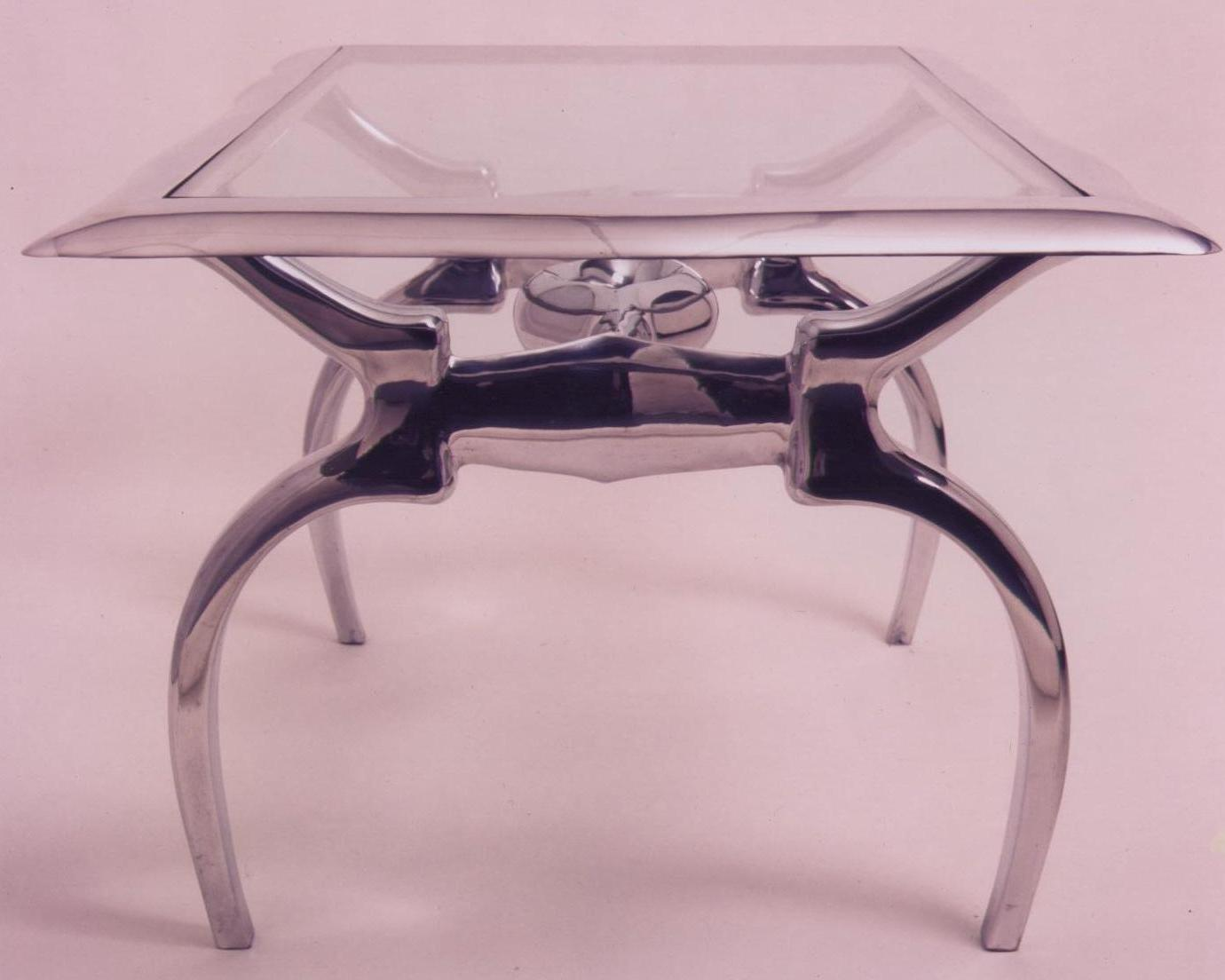 Eveleigh Cocktail Table - Tables and Chairs - Wrought Artworks - Iron work Australia