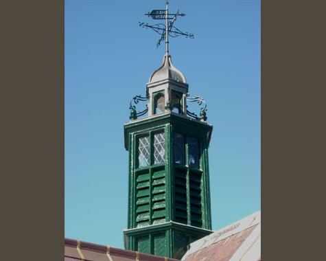 Sydney University Weathervane - Reproductions - Wrought Artworks - Iron work Australia